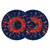 IMAGE | Bloodmoon: I 2xLP (Navy/Red/Orange Splatter) - detail 2