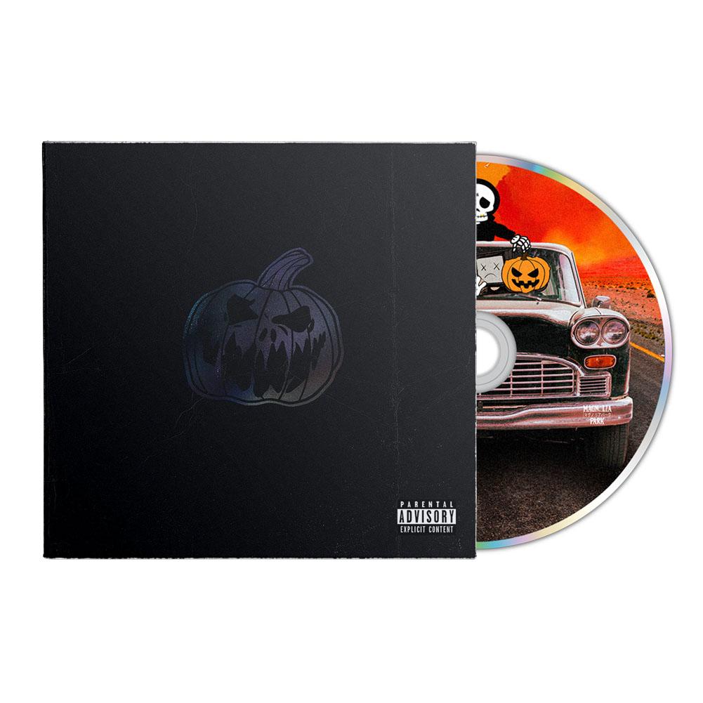 IMAGE | Halloween Mixtape CD