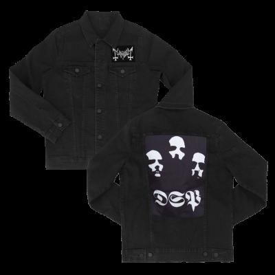 IMAGE   DSP Denim Jacket (Black)