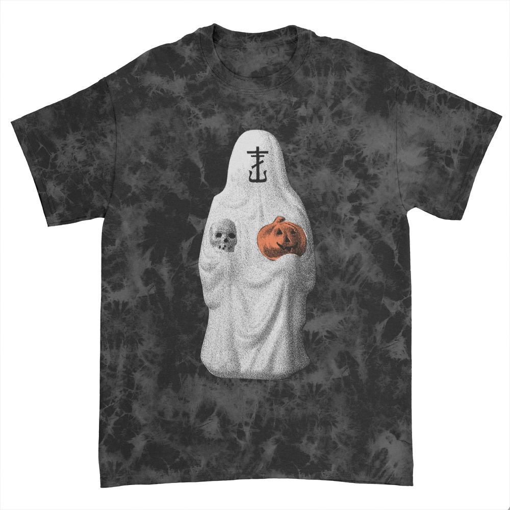IMAGE   Halloween 2021 T-Shirt (Black Crystal Dye)