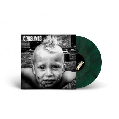 IMAGE | A Decade Of No EP (Green) Damaged