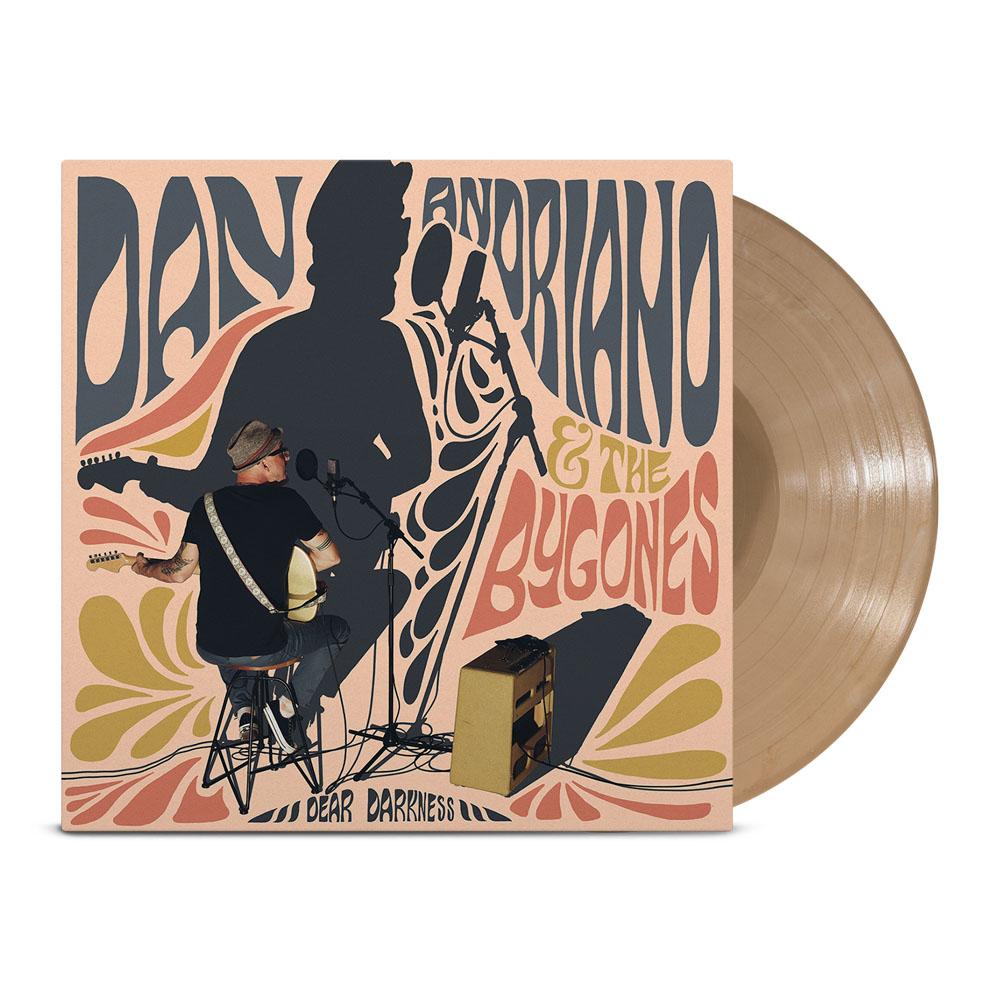 IMAGE   Dear Darkness LP (Sandstone)