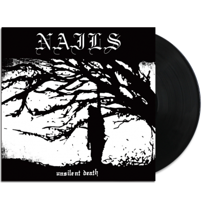 IMAGE | Unsilent Death 10 Anniversary LP (Black)
