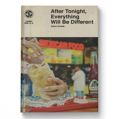 IMAGE | After Tonight, Everything Will Be Different Book