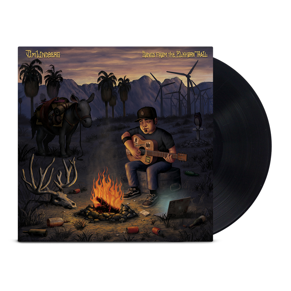 IMAGE | Songs From The Elkhorn Trail LP (Black)