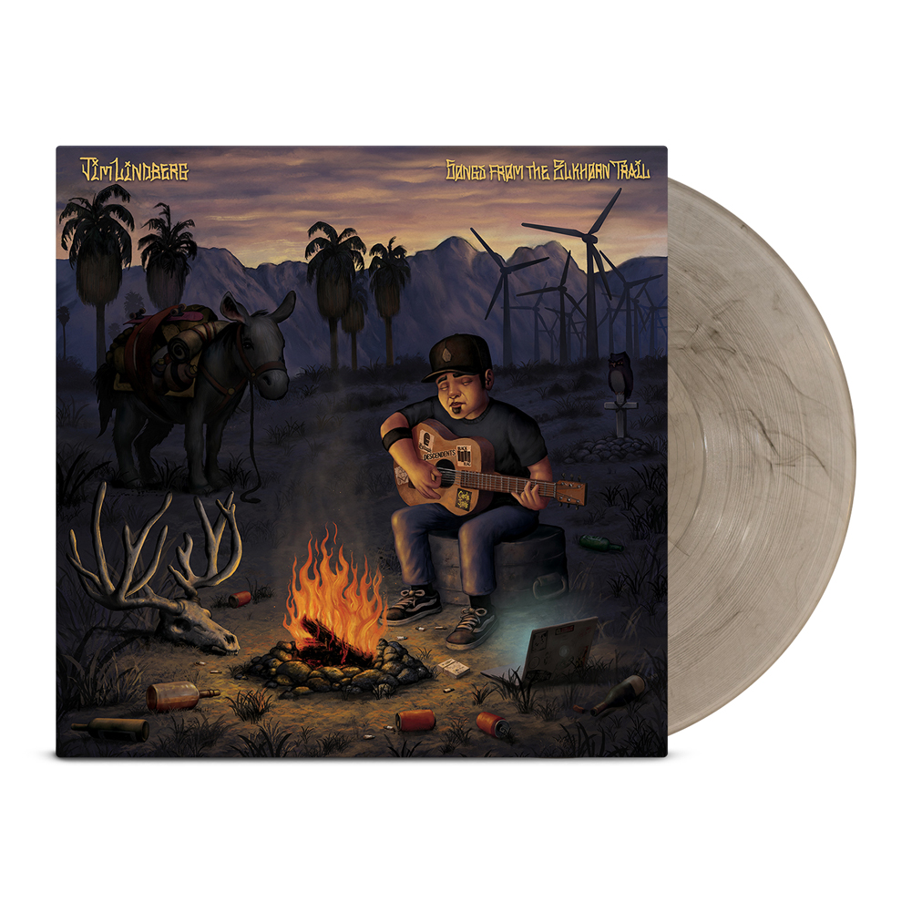 IMAGE | Songs From The Elkhorn Trail LP (Clear/Black)