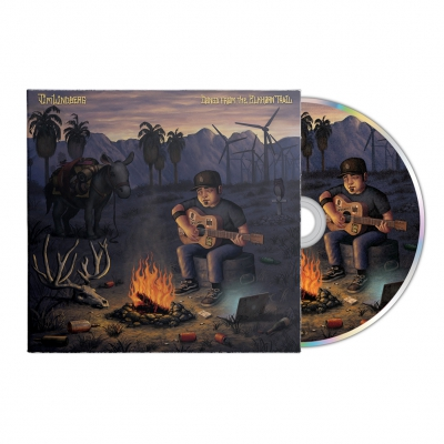 IMAGE | Songs From The Elkhorn Trail CD