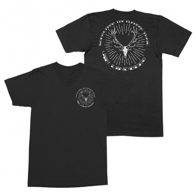 IMAGE | Songs From The Elkhorn Trail Tee (Black)