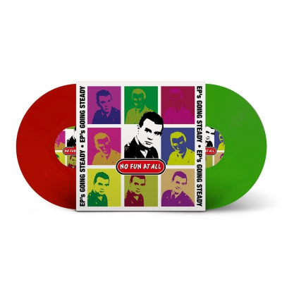 IMAGE | EPs Going Steady 2xLP (Red/Green)