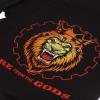 IMAGE   Lion Pullover Hoodie (Black) - detail 4