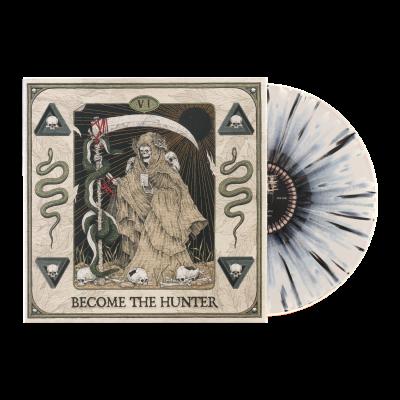 IMAGE   Become The Hunter LP (Bone/Black)