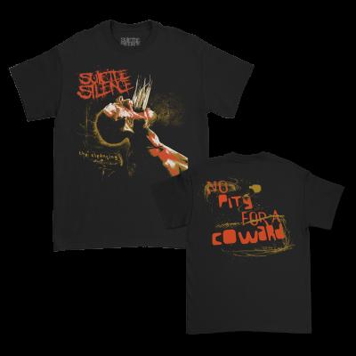 IMAGE | No Pity For A Coward T-Shirt (Black)
