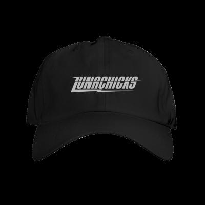 IMAGE | Lightning Bolt Dad Hat (Black)