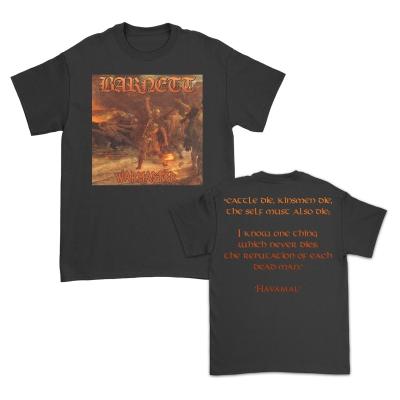 IMAGE | Warmaster Viking T-Shirt (Black)